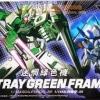 Astray Green Frame Trojan Noiret Custom