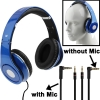หูฟัง High Definition Powered Isolation (Blue)