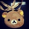 กระเป๋าใส่เศษเหรียญ มี2ช่อง ลาย Rilakkuma ริลัคคุมะ หมีขี้เกียจ พร้อมสายคล้องคอ (ซื้อ 3 ชิ้น ราคาส่ง 100 บาท/ชิ้น)