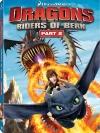 Dragons Riders Of Berk Season 2 (DVD 2 แผ่นจบ)