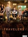 Travelers Season 1 (พากย์ไทย 3 แผ่นจบ + แถมปกฟรี)