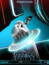 Tron Uprising Season 1 (DVD บรรยายไทย 6 แผ่นจบ + แถมปกฟรี)