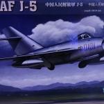1/48 PLAAF J-5 [Hobby Boss]