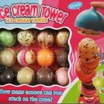 เกมส์ตักไอติมของเล่นเด็ก Ice Cream Tower