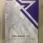 Metal Build 1/100 Seven Sword GN-0000/7S 00 Gundam [Metal Gear]