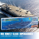 1:500 USS Nimitz-class CVN-68 Aircraft SuperCarries(5 in 1) [Trumpeter]