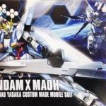 HG 1/144 (003) Gundam X MAOH