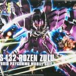 HG 1/144 (149) Rozen Zulu [Daban]