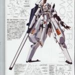 1/100 RX-124 Gundam TR-6 Woundwort [Cutecube]