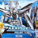 HG SEED 1/100 Akatsuki Gundam (Silver Ver.)