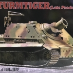1/72 Sturmtiger Late Production [Trumpeter]