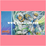 VG Fighter's Rubber Play Mat Collection Vol.19 - Jaime Alcaraz & One Who Surpasses the Storm, Thavas