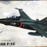 1/144 MIRAGE F-1C