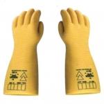 ถุงมือ ป้องกันไฟฟ้าแรงสูง ตั้งแต่ 500-37,000V รุ่น EG01-EG06 (Electricians Rubber Gloves)