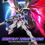 MG 1/100 Destiny Ver.MB + Wing Effect parts + Base [Momoko]