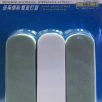 MAN WAH CRAFT TOOLS (6 อัน) Double Surface Sponge File MW-2014