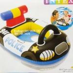 ห่วงยางสอดขาของเด็ก ลายรถตำรวจ INTEX