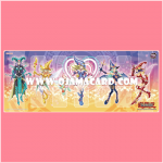 Yu-Gi-Oh! OCG Playmat / Duel Field - Yu-Gi-Oh! The Dark Side of Dimensions Duel Set