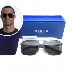 แว่นกันแดด MYKITA OAK MH1-Black/Pitch Black <ดำ>