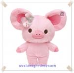 ตุ๊กตา Piggy Girl หมูน้อยสีชมพู ขนาด 16 นิ้ว