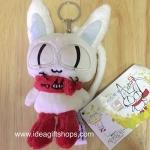 พวงกุญแจตุ๊กตาแมว Myoo ท่ายืน จากซีรีย์ Secret Garden