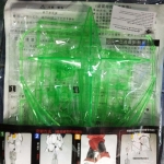 1/100 Action Base EFSF Ver. (Clear Green)
