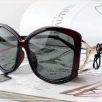 แว่นกันแดด PC Glasses Attention Z2297-2 57-18 128 <กระ>