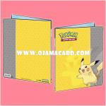Ultra•Pro Pokémon Pikachu 9-Pocket Portfolio