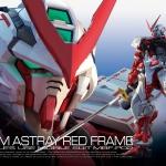 MBF-P02 Gundam Astray Red Frame (RG)