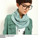 แว่นตาแฟชั่น เกาหลี EWK007 กรอบใหญ่ มีทั้งหมด 9 สี