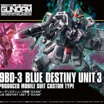 Blue Destiny Unit 3 `EXAM` (HGUC)