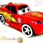 กระปุกออมสิน Cars 2 My Bank Racing Car (ซื้อ 3 ชิ้น ราคาส่ง 340 บาท/ชิ้น)