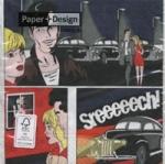 กระดาษแนปกิ้น เดคูพาจ Comic 21432