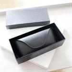 กล่องแว่นตา Set 2 <ดำ>