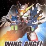 SD (203) W-Gundam Zero Custom / Wing Zero