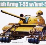 1/35 FINNISH AEMY T55 W/KMT-5