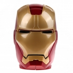 Iron Man 3D Helmet plastic cup (Black Eye)