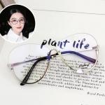 แว่นกันแดดแฟชั่น Silver frame Transparent Sheet OF8352 67-16 125 <เงิน>
