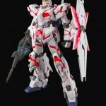 PG 1/60 Unicorn Gundam + ชุดไฟ LED Unit for PG RX-0 Unicorn Gundam [Daban]