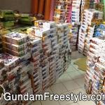 ภาพสินค้าคงคลังของร้าน GundamFreestyle