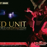 LED Unit for RX-0 Unicorn Gundam (PG)