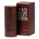 น้ำหอม Carolina Herrera 212 Sexy for Men EDT 100 ml