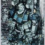 HGGT 1/144 GM (Thunderbolt Ver.) [Daban]