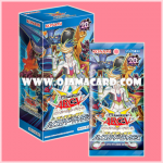 Booster SP : Highspeed Riders [SPHR-JP] - Booster Box (JA Ver.)