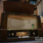 วิทยุหลอดBraun; Frankfurt: Phono-Super 555UKW ปี1960 รหัส16460bu