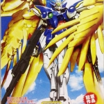 1/144 Wing Gundam ZERO (Gold Wing) [DIY]