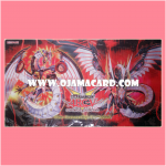 "Yu-Gi-Oh! OCG Playmat / Duel Field - Asia Convention Exclusive [Animation-Comic-Game Hong Kong 2015]: ""Cyber Dragon Nova"" and ""Cyber Dragon Infinity"""