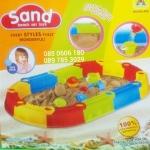 กระบะเล่นทรายของเด็กเล่น