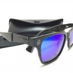 แว่นกันแดดแฟชั่น Blue Scrub Black Ice Blue -chip with Box B3110 C3 51-20 142 <ปรอน้ำเงิน>