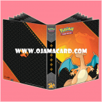 Ultra•Pro Pokémon Charizard 9-Pocket PRO-Binder